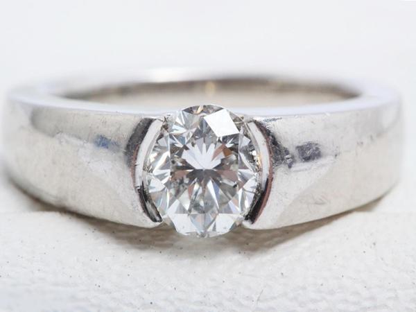 ノーブランドダイヤモンドの指輪