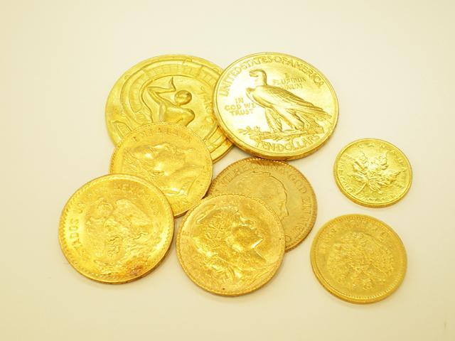 ノーブランド金貨・コイン