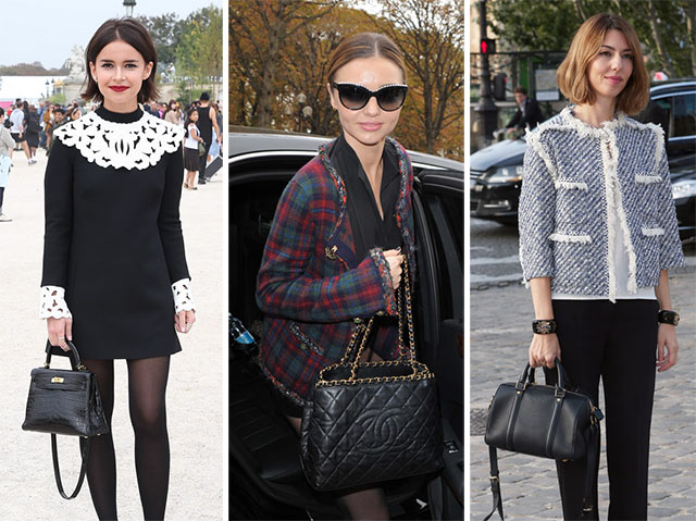 Celebrity-Handbags-Paris-Fashion-Week-Spring-2014