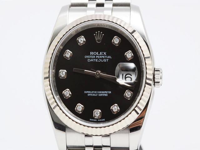 116234 デイトジャストロレックス(ROLEX)